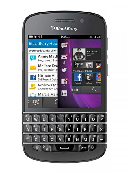 Мобильный телефон Blackberry q10 sqn100-5