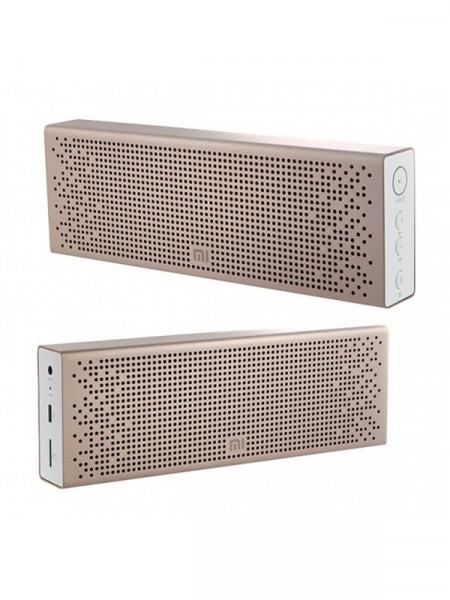 Акустика Xiaomi mi bluetooth speaker mdz-15-db