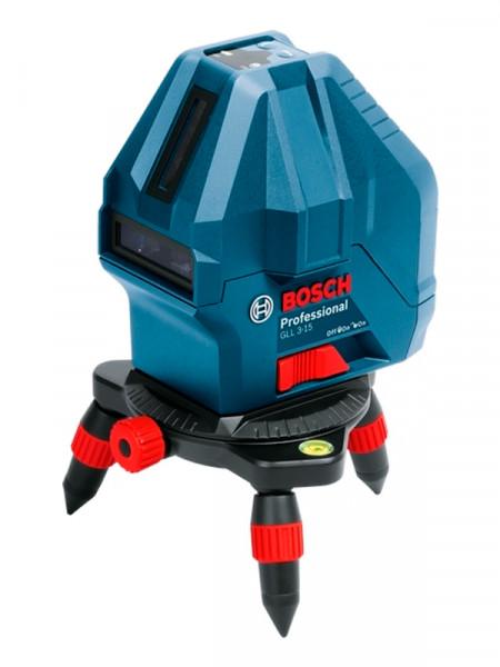 Лазерний нівелір Bosch 3-15X
