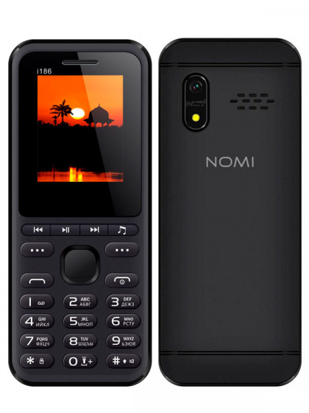 Мобільний телефон Nomi i186