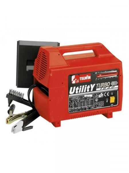 Зварювальний апарат Telwin utility 1650 turbo