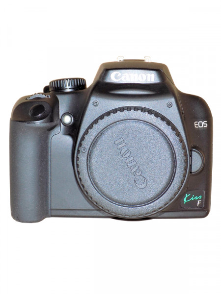 Фотоаппарат цифровой Canon eos kiss f без объектива