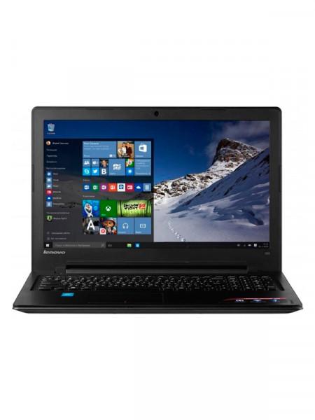 "Ноутбук екран 15,6"" Lenovo pentium n3710 1,6ghz/ ram4g/ hdd750gb/ dvdrw"