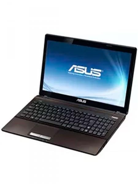 "Ноутбук экран 15,6"" Asus core i5 2410m 2,3ghz /ram4096mb/ hdd640gb/ dvd rw"