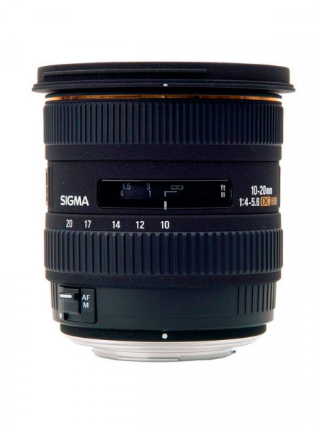 Фотооб'єктив Sigma af 10-20 mm f/4-5.6 ex dc hsm