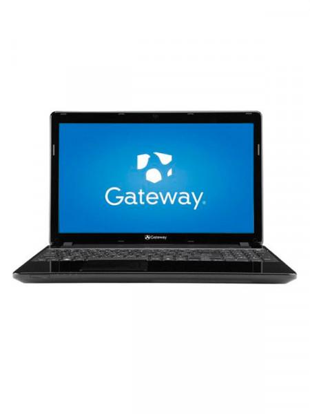 "Ноутбук екран 15,6"" Gateway pentium b960 2,2ghz/ ram4096mb/ hdd320gb/ dvd rw"