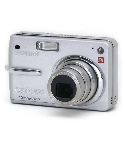 Фотоаппарат цифровой Pentax optio a20