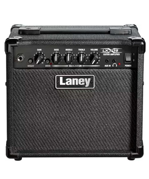 Гитарный комбоусилитель Laney lx15 black