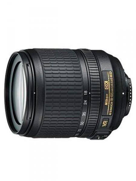 Фотооб'єктив Nikon nikkor af-s 18-105mm f/3.5-5.6g ed vr dx