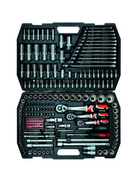 Набор инструментов Yato yt-3884 216 пр.