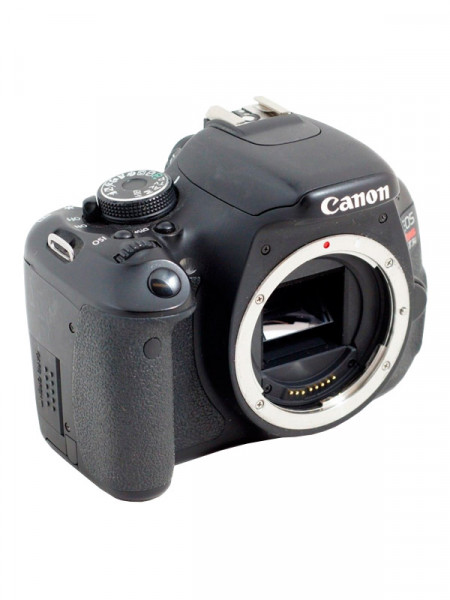 eos rebel t3i без объектива