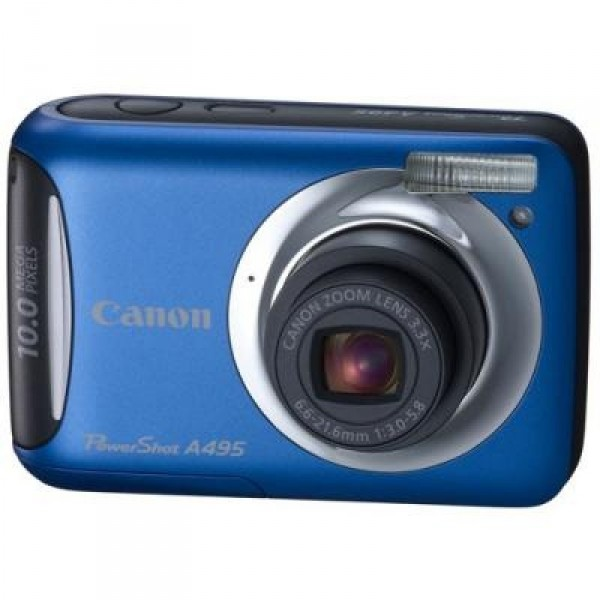 Фотоаппарат цифровой Canon powershot a495