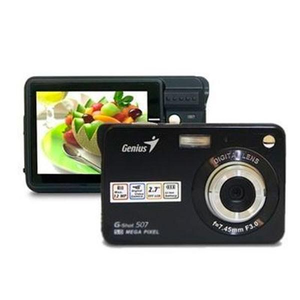 Фотоаппарат цифровой Genius g-shot 507