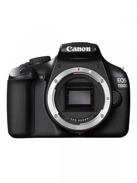 Фотоаппарат цифровой Canon eos 1100d без объектива