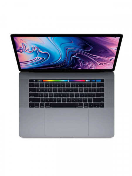 "Ноутбук экран 15,4"" Apple Macbook Pro core i7 2,2ghz/ a1990/ ram16gb/ ssd256gb/ retina/video amd pro 555x 4gb/touch bar"