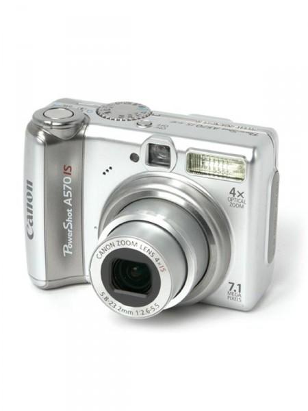Фотоаппарат цифровой Canon powershot a570