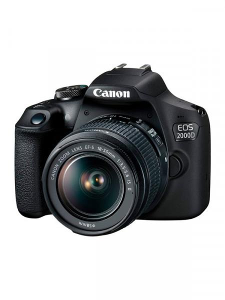 Фотоаппарат цифровой Canon eos 2000d kit 18-55