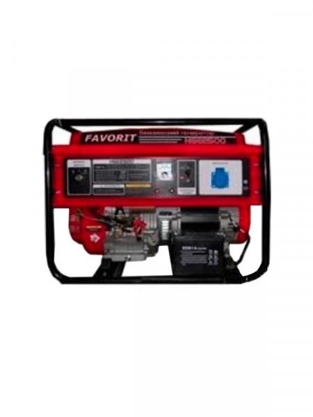 Бензиновий електрогенератор - favorit hge2500