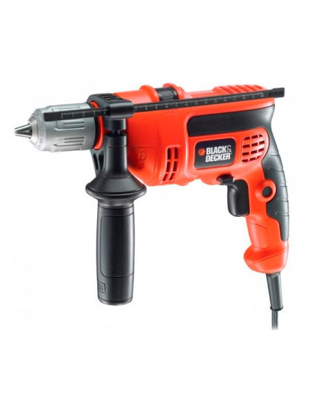 Дриль ударний до 710Вт Black&Decker cd714cres