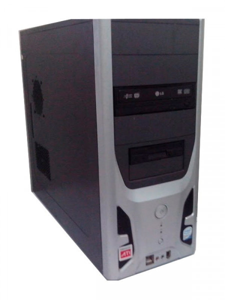 Системный блок Core 2 Duo e6700 2,66ghz /ram2048mb/ hdd350gb/video 512mb/ dvd rw