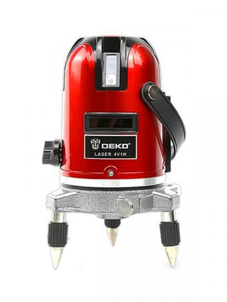 Лазерный уровень Deko laser 4v1h