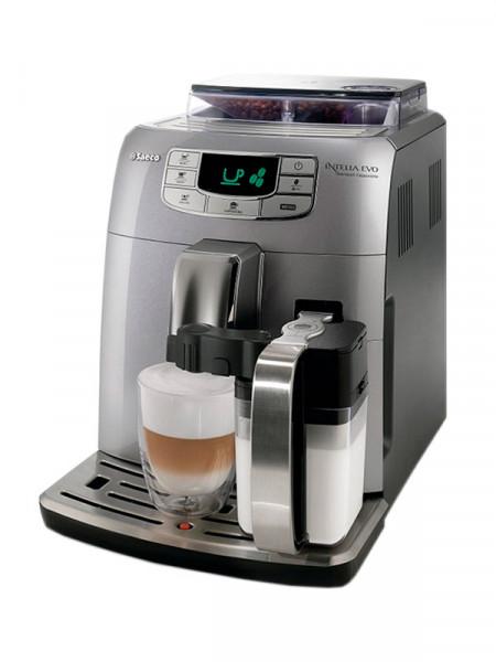 Кавоварка еспресо Saeco intelia evo latte+
