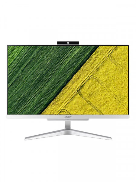 "Моноблок Acer c22-865 21.5"" full hd i3 8130u 2.2, 8gb, 1tb 5.4k, uhdg 620, cr, fre"