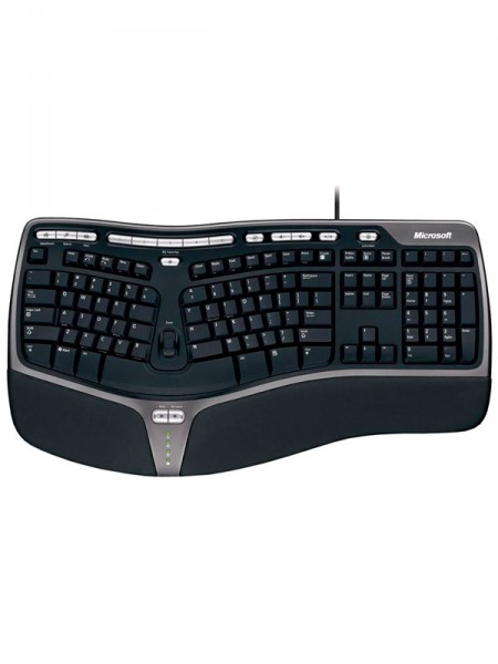 Клавиатура Microsoft natural ergonomic keyboard 4000 b2m-00020