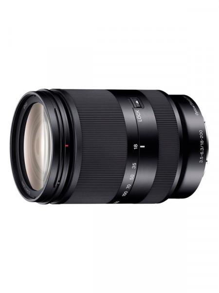 Фотообъектив Sony sel-18200 e 18–200 мм f/3.5–6.3 oss le