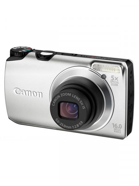 Фотоаппарат цифровой Canon powershot a3300 is