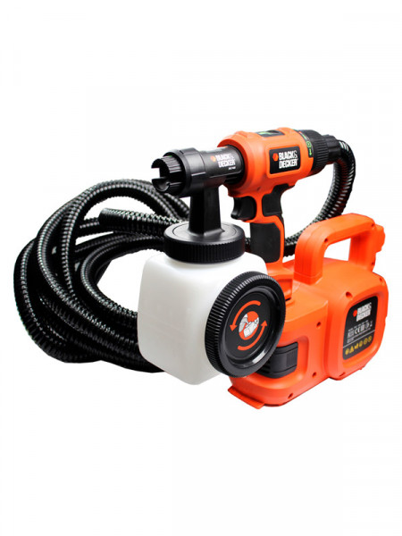 Пульверизатор Black&Decker hvlp400