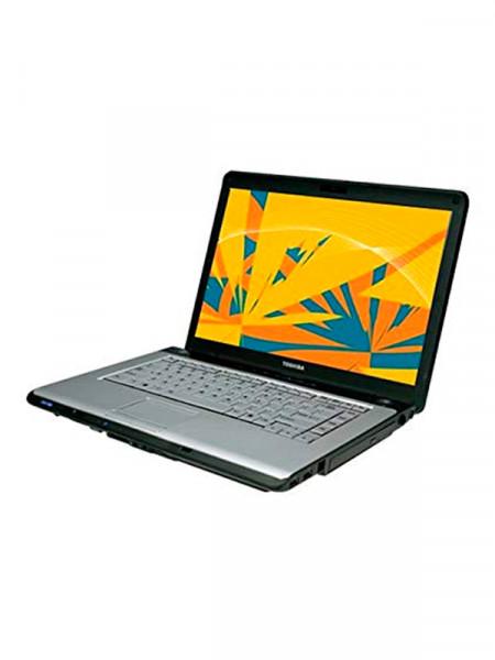 "Ноутбук екран 15,4"" Toshiba pentium dual core t2130 1,86ghz /ram2048mb/ hdd500gb/ dvd rw"