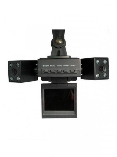 Видеорегистратор Vehicle two camera car dvr