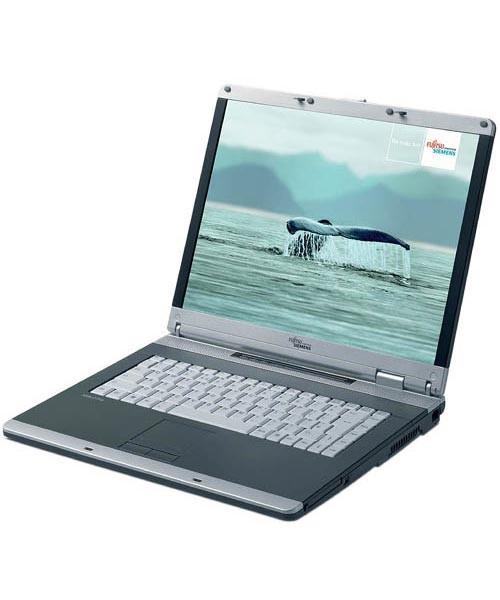 Ноутбук єкр. 15,4 Fujitsu Siemens pentium m 1,6ghz/ ram512mb/ hdd80gb/ dvd rw
