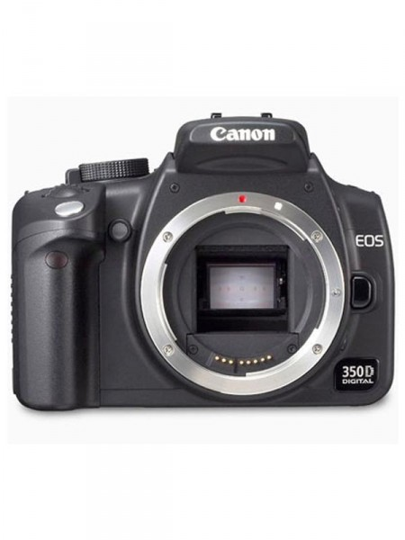 Фотоаппарат цифровой Canon eos 350d без объектива