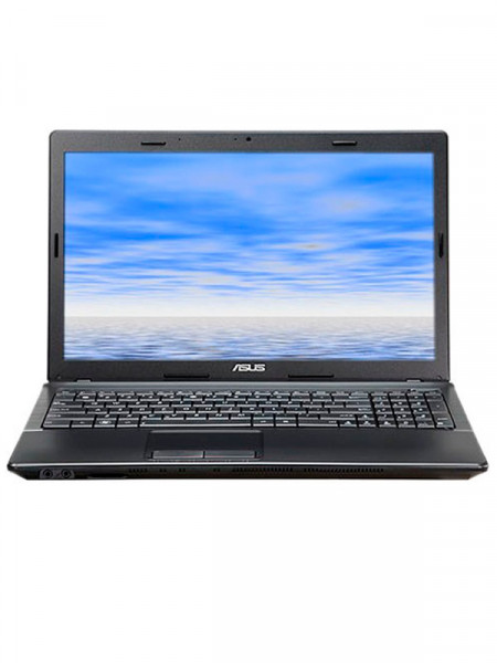 "Ноутбук екран 15,6"" Asus pentium n3540 2,16ghz/ ram4096mb/ hdd750gb/video gf gt820m/ dvdrw"