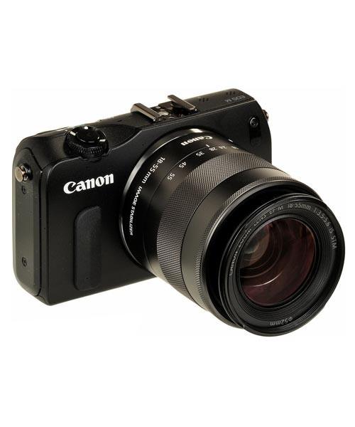 Фотоаппарат цифровой Canon eos m kit 18-55mm