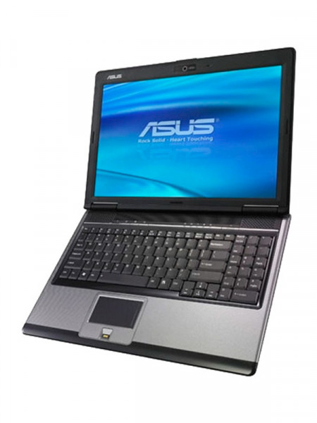 "Ноутбук экран 15,4"" Asus core 2 duo t8300 2,4ghz /ram4096mb/ hdd250gb/ dvd rw"