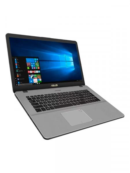 "Ноутбук экран 17,3"" Asus core i7 8550u 1,8ghz/ ram16gb/ hdd1000gb+ssd256gb/video gf mx150 4gb"