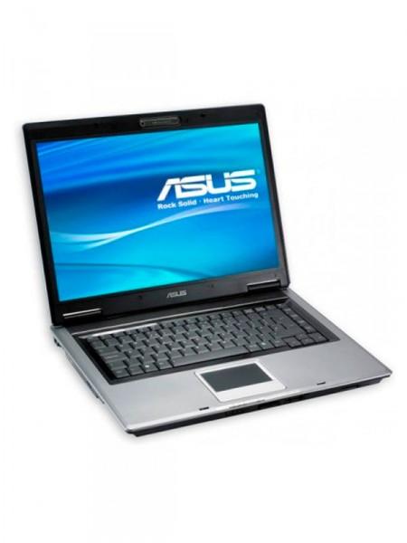 "Ноутбук екран 15,4"" Asus pentium m 1,6ghz/ ram1024mb/ hdd40gb/ dvd rw"