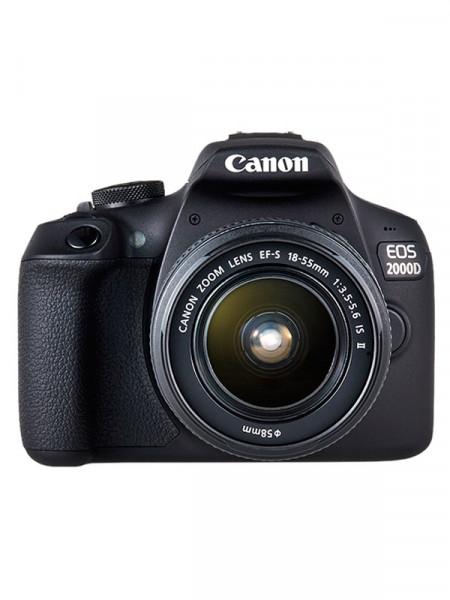 Фотоаппарат цифровой Canon eos 2000d