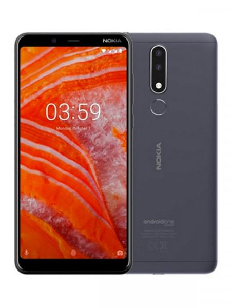 Мобільний телефон Nokia 3.1 plus ta-1104