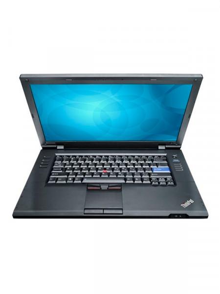 "Ноутбук экран 15,6"" Lenovo core 2 duo t6570 2,1ghz/ ram3072mb/ hdd500gb/ dvd rw"