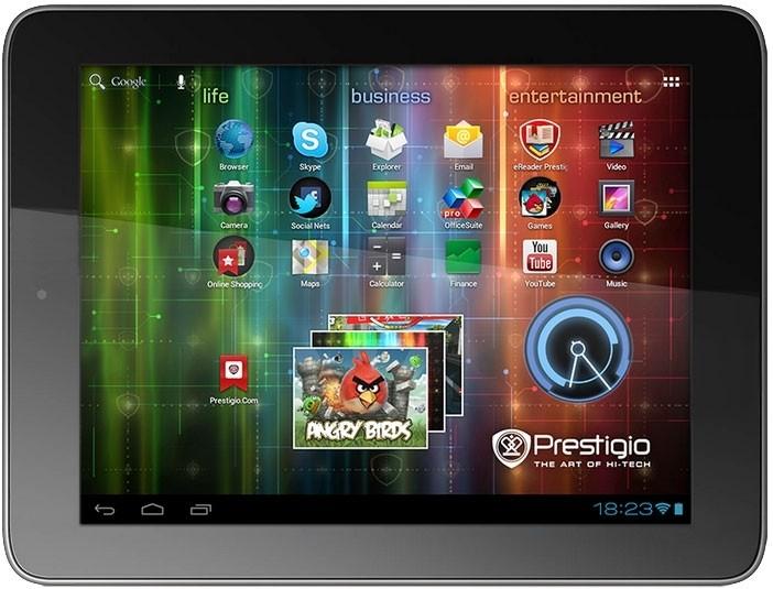 Планшет Prestigio multipad pmp5780d