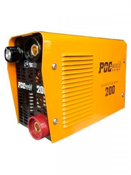 Сварочный аппарат Pocweld mma 200