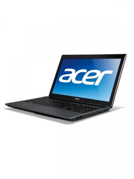 """Ноутбук экран 15,6"""" Acer pentium p6100 2,00ghz/ ram3072mb/ hdd320gb/ dvd rw"""
