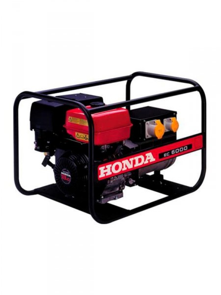 Бензиновый электрогенератор Honda ec 6000