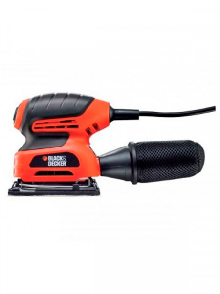 Шліфмашина вібро Black&Decker ka400