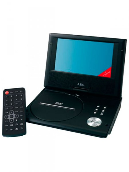 DVD-проигрыватель портативный с экраном Aeg другое