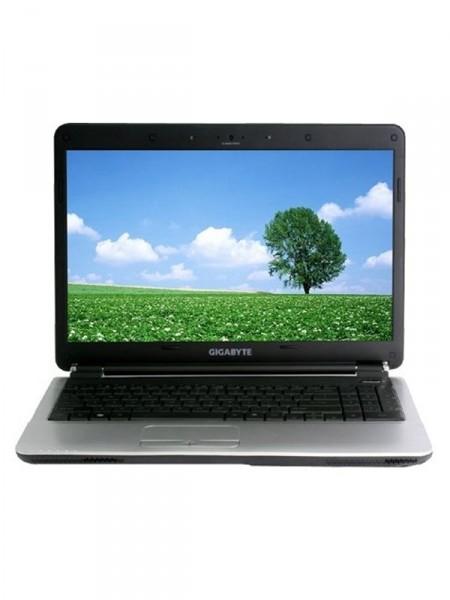 """Ноутбук экран 15,6"""" Gigabyte celeron b815 1,6ghz/ ram4096mb/ hdd500gb/ dvd rw"""